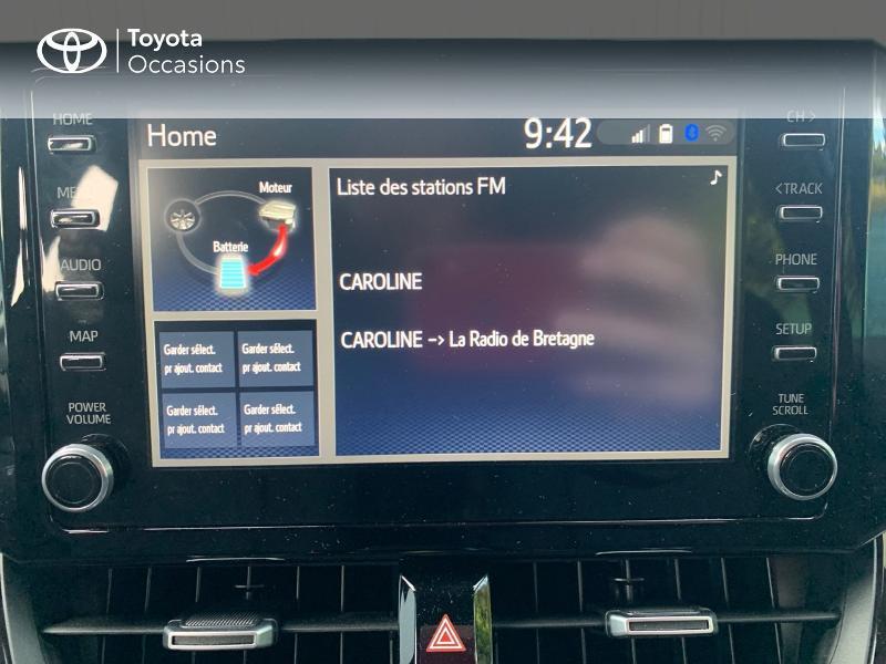 Photo 7 de l'offre de TOYOTA Corolla 122h Design à 22980€ chez Altis - Toyota Vannes