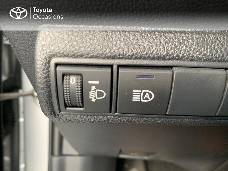 Photo 18 de l'offre de TOYOTA Corolla 122h Design à 22980€ chez Altis - Toyota Vannes