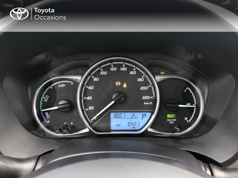 Photo 14 de l'offre de TOYOTA Yaris 100h France Business 5p RC18 à 14980€ chez Altis - Toyota Vannes