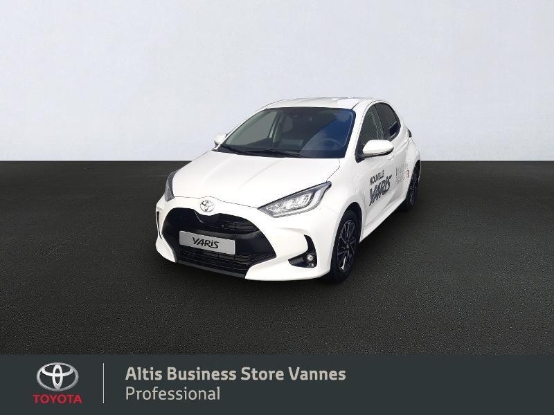 Toyota Yaris 70 VVT-i Design 5p Essence BLANC PUR Occasion à vendre