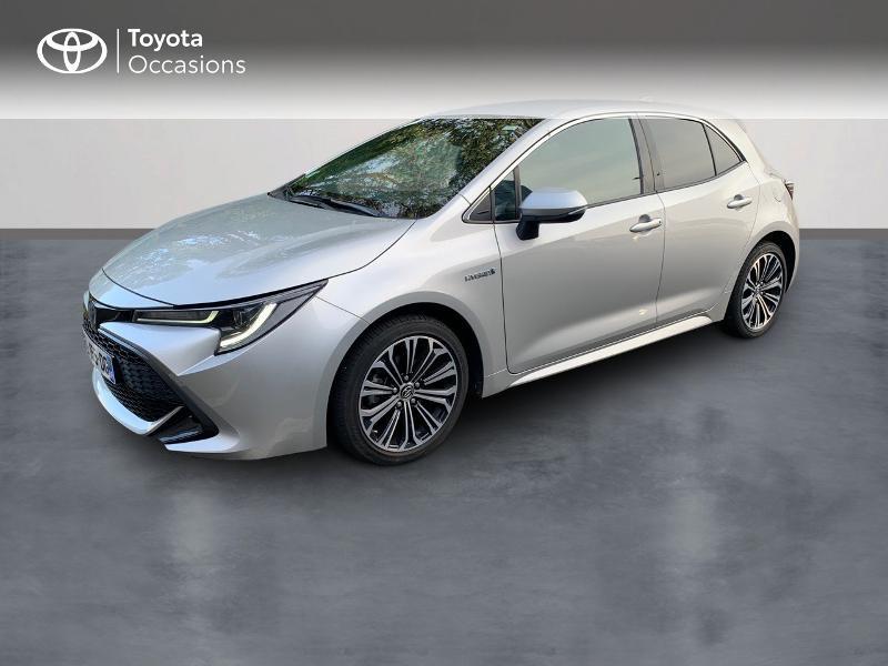 Photo 1 de l'offre de TOYOTA Corolla 122h Design à 22980€ chez Altis - Toyota Vannes