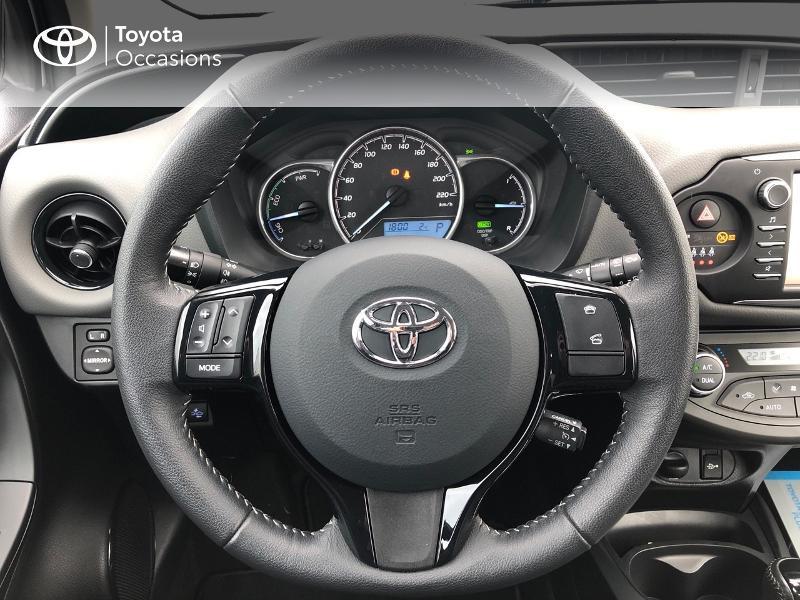 Photo 9 de l'offre de TOYOTA Yaris 100h France Business 5p RC18 à 14980€ chez Altis - Toyota Vannes