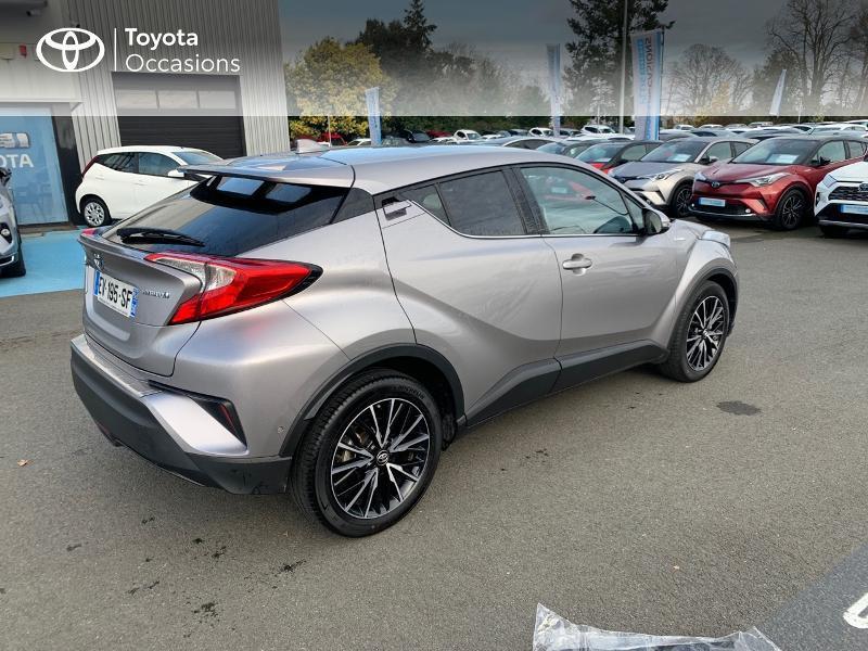 Photo 18 de l'offre de TOYOTA C-HR 122h Distinctive 2WD E-CVT à 20980€ chez Altis - Toyota Vannes