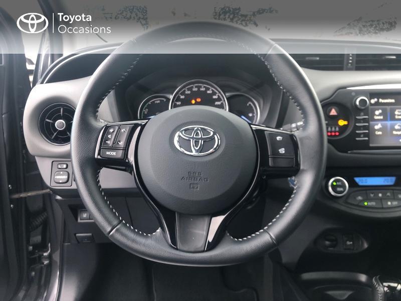 Photo 9 de l'offre de TOYOTA Yaris 100h France 5p RC18 à 12980€ chez Altis - Toyota Vannes