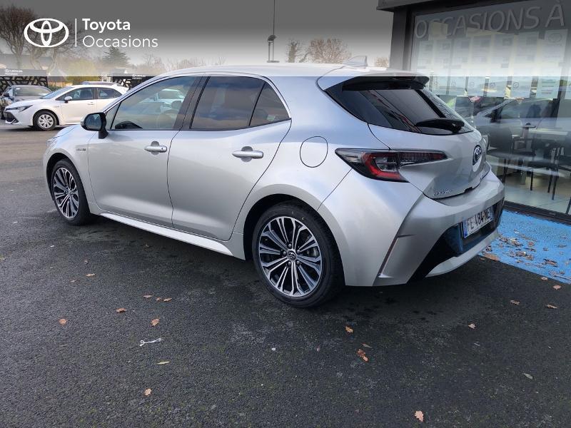 Photo 20 de l'offre de TOYOTA Corolla 122h Design à 22960€ chez Altis - Toyota Vannes