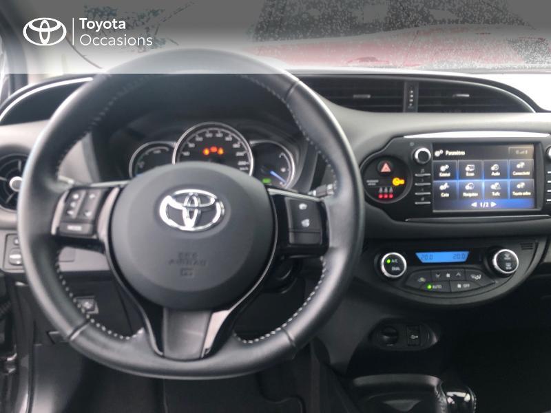 Photo 8 de l'offre de TOYOTA Yaris 100h France 5p RC18 à 12980€ chez Altis - Toyota Vannes