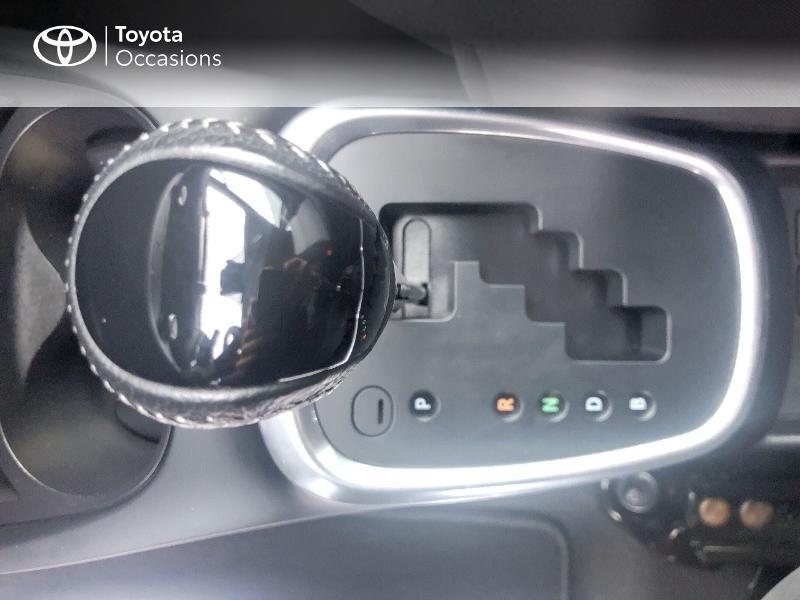 Photo 23 de l'offre de TOYOTA Yaris 100h France 5p RC18 à 12980€ chez Altis - Toyota Vannes