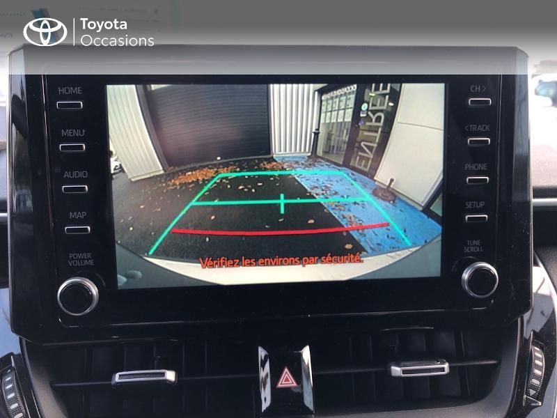 Photo 18 de l'offre de TOYOTA Corolla 122h Design à 22960€ chez Altis - Toyota Vannes