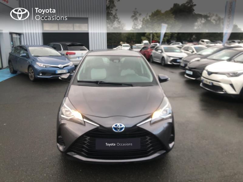 Photo 29 de l'offre de TOYOTA Yaris 100h France 5p RC18 à 12980€ chez Altis - Toyota Vannes