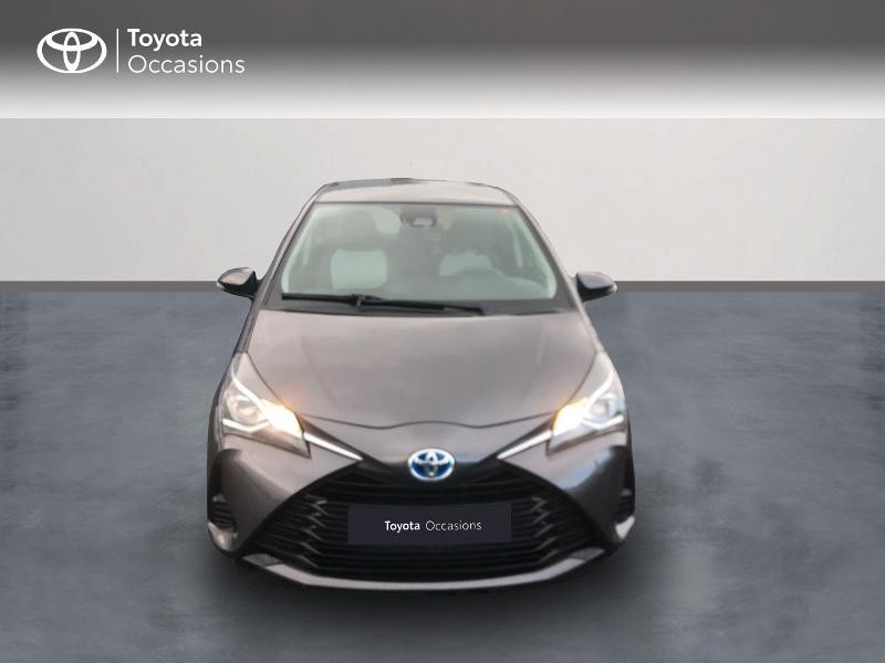 Photo 5 de l'offre de TOYOTA Yaris 100h France 5p RC18 à 12980€ chez Altis - Toyota Vannes