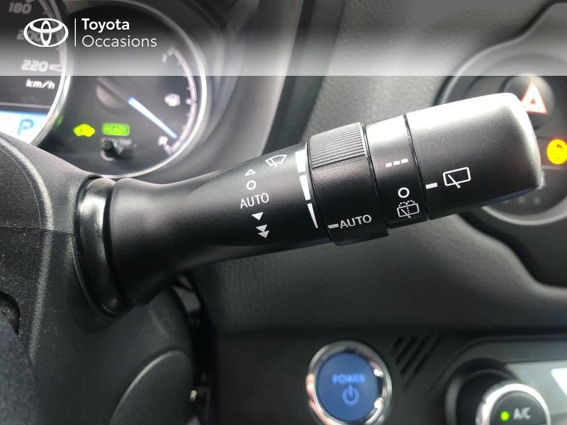 Photo 24 de l'offre de TOYOTA Yaris 100h France 5p RC18 à 12980€ chez Altis - Toyota Vannes