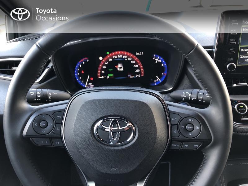 Photo 8 de l'offre de TOYOTA Corolla 122h Design à 22960€ chez Altis - Toyota Vannes