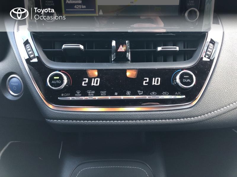 Photo 11 de l'offre de TOYOTA Corolla 122h Design à 22960€ chez Altis - Toyota Vannes