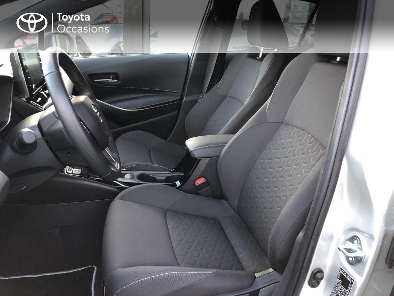 Photo 13 de l'offre de TOYOTA Corolla 122h Design à 22960€ chez Altis - Toyota Vannes