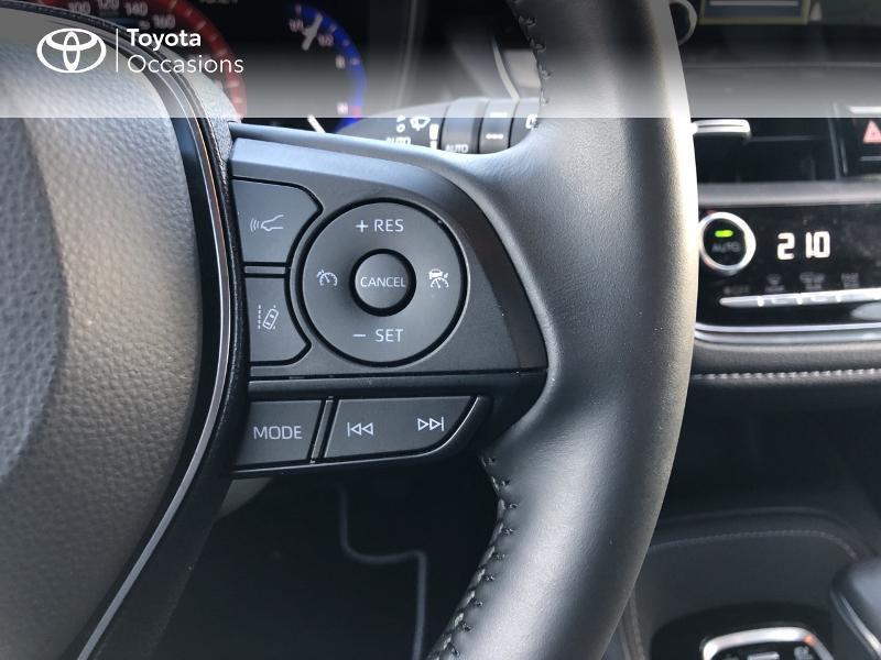 Photo 10 de l'offre de TOYOTA Corolla 122h Design à 22960€ chez Altis - Toyota Vannes