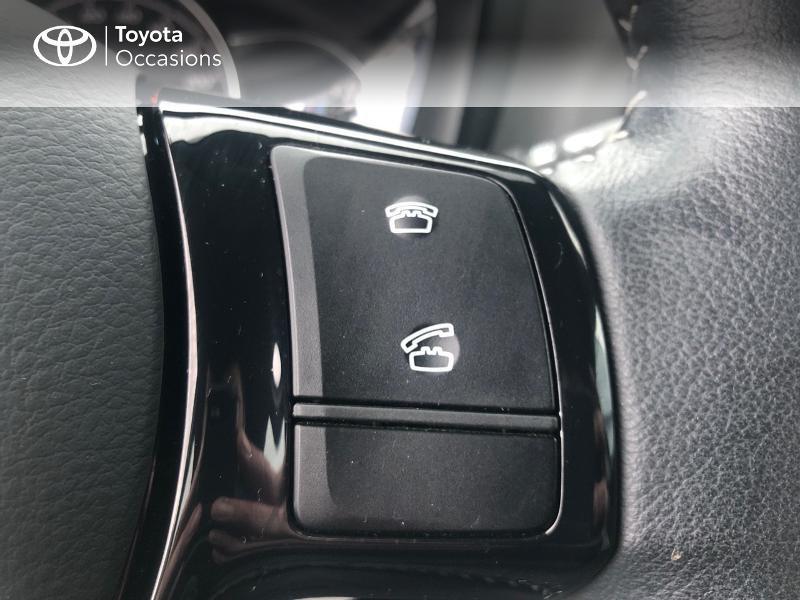 Photo 17 de l'offre de TOYOTA Yaris 100h France 5p RC18 à 12980€ chez Altis - Toyota Vannes