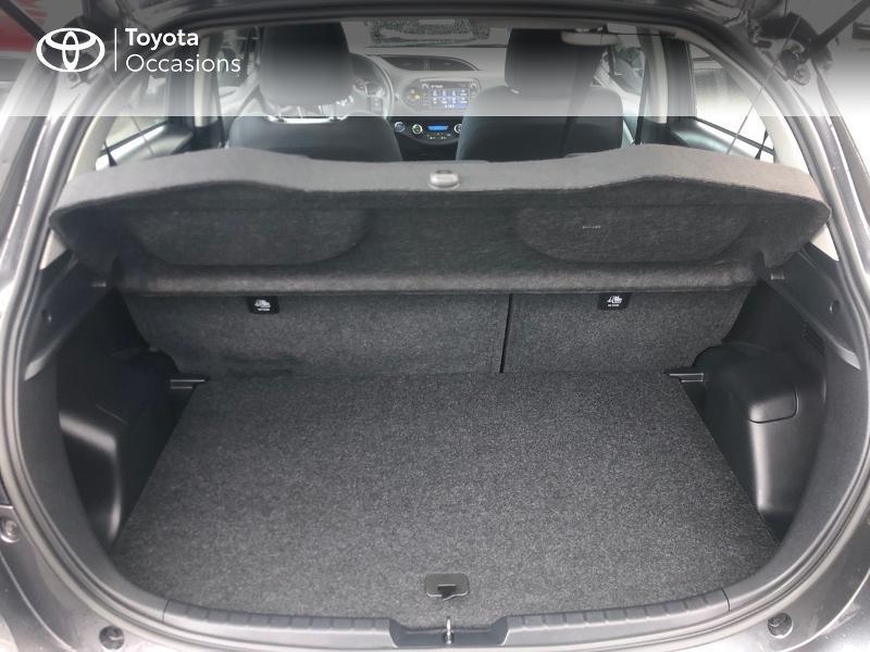 Photo 10 de l'offre de TOYOTA Yaris 100h France 5p RC18 à 12980€ chez Altis - Toyota Vannes