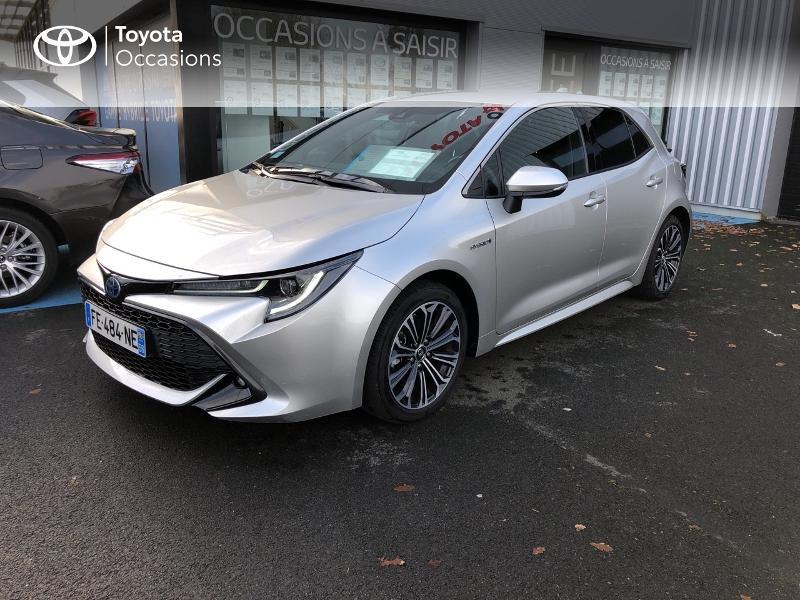 Photo 19 de l'offre de TOYOTA Corolla 122h Design à 22960€ chez Altis - Toyota Vannes