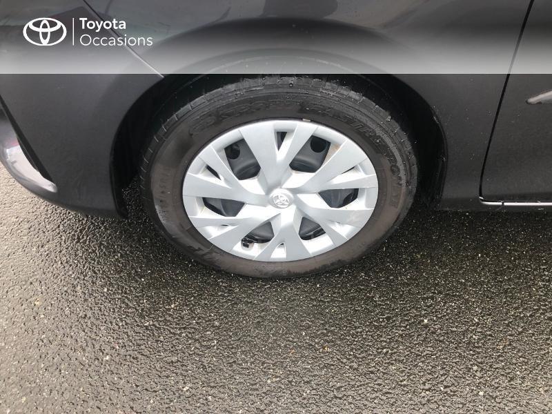 Photo 16 de l'offre de TOYOTA Yaris 100h France 5p RC18 à 12980€ chez Altis - Toyota Vannes