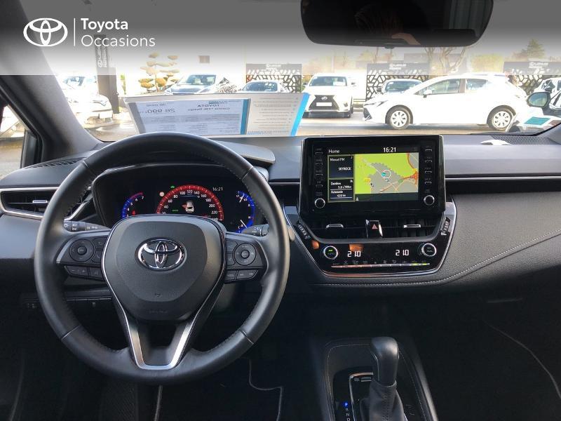Photo 5 de l'offre de TOYOTA Corolla 122h Design à 22960€ chez Altis - Toyota Vannes
