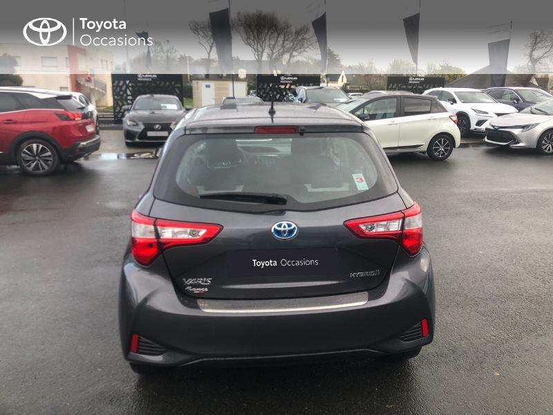 Photo 28 de l'offre de TOYOTA Yaris 100h France 5p RC18 à 12980€ chez Altis - Toyota Vannes