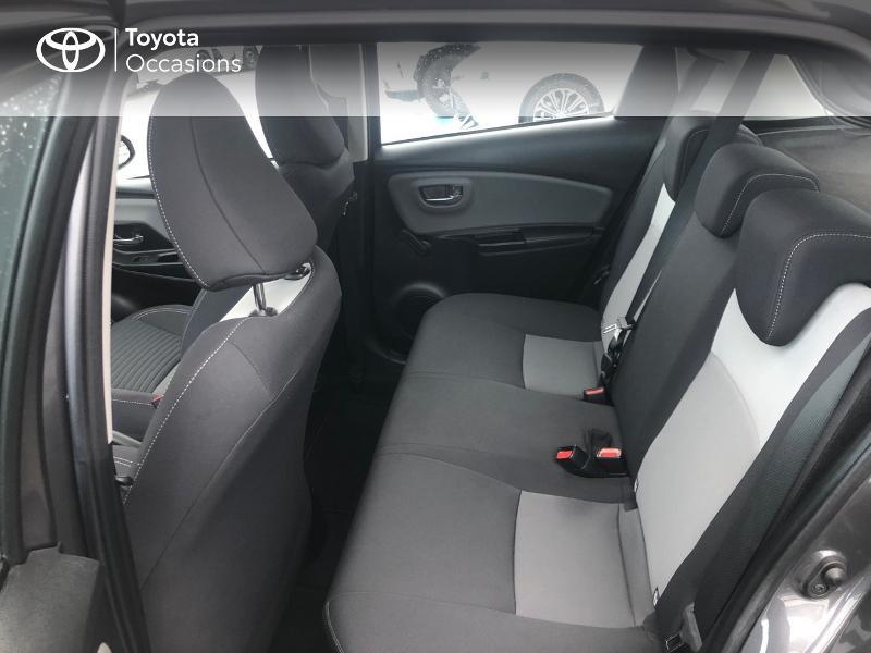 Photo 12 de l'offre de TOYOTA Yaris 100h France 5p RC18 à 12980€ chez Altis - Toyota Vannes
