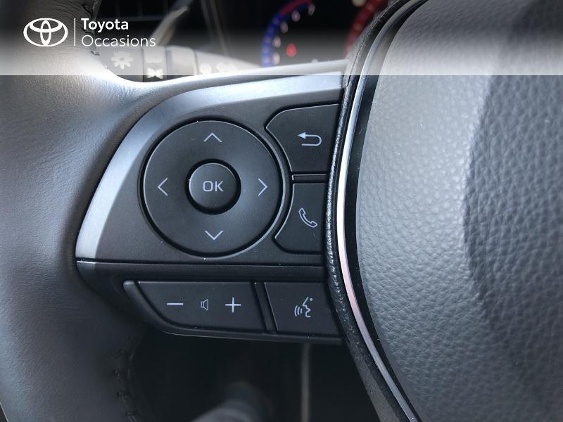Photo 16 de l'offre de TOYOTA Corolla 122h Design à 22960€ chez Altis - Toyota Vannes