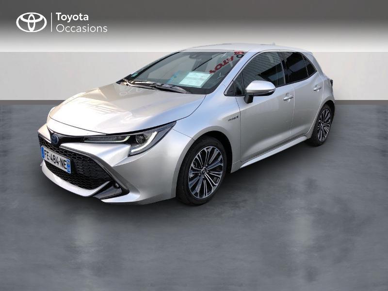Photo 1 de l'offre de TOYOTA Corolla 122h Design à 22960€ chez Altis - Toyota Vannes