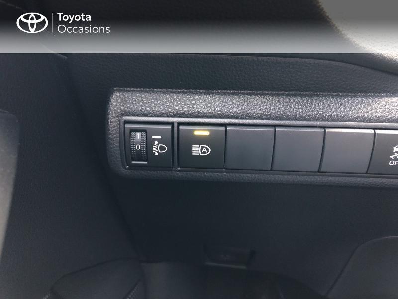 Photo 17 de l'offre de TOYOTA Corolla 122h Design à 22960€ chez Altis - Toyota Vannes
