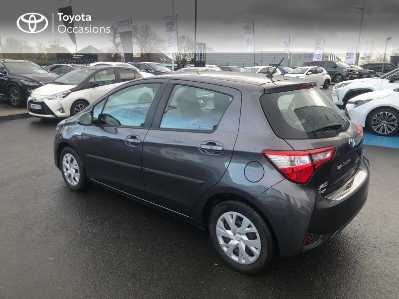Photo 26 de l'offre de TOYOTA Yaris 100h France 5p RC18 à 12980€ chez Altis - Toyota Vannes
