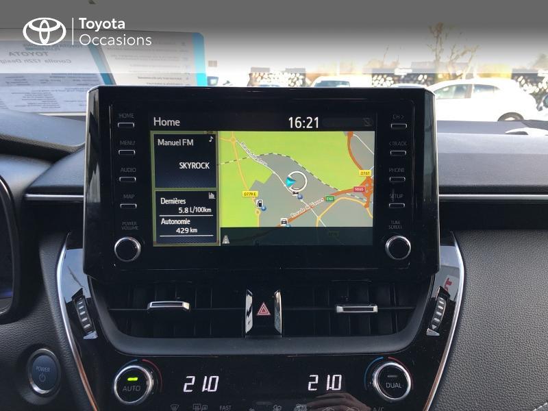 Photo 7 de l'offre de TOYOTA Corolla 122h Design à 22960€ chez Altis - Toyota Vannes