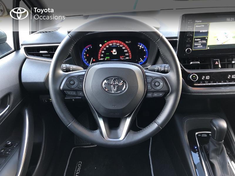 Photo 6 de l'offre de TOYOTA Corolla 122h Design à 22960€ chez Altis - Toyota Vannes
