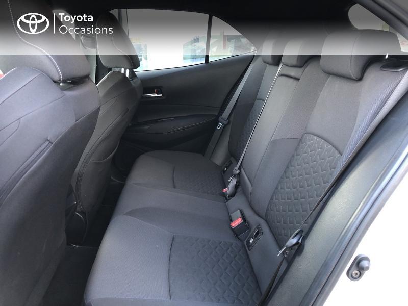 Photo 14 de l'offre de TOYOTA Corolla 122h Design à 22960€ chez Altis - Toyota Vannes