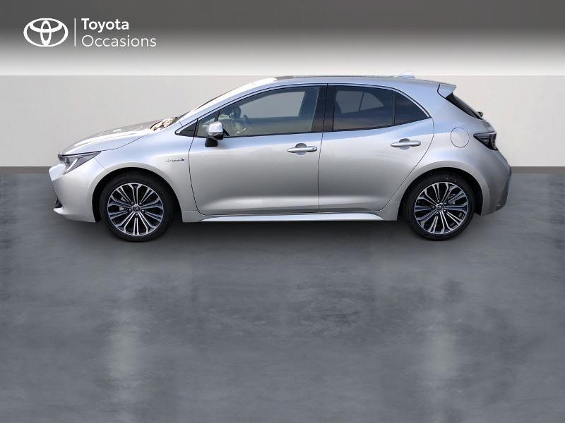 Photo 3 de l'offre de TOYOTA Corolla 122h Design à 22960€ chez Altis - Toyota Vannes