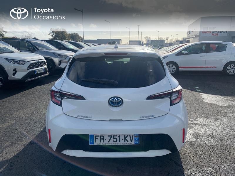 Photo 4 de l'offre de TOYOTA Corolla 122h Design MY20 à 24980€ chez Altis - Toyota Vannes