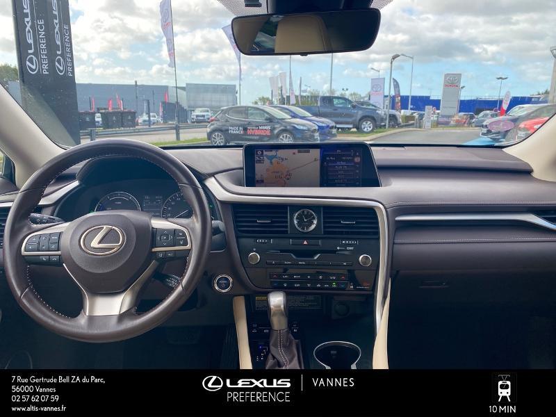 Photo 5 de l'offre de LEXUS RX 450h 4WD Luxe à 32980€ chez Altis - Toyota Vannes