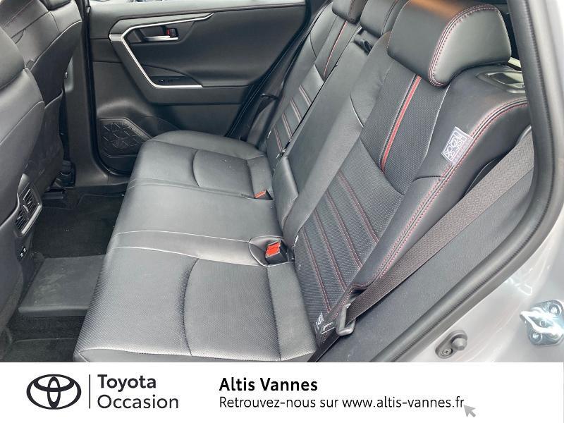 Photo 14 de l'offre de TOYOTA RAV4 Hybride Rechargeable 306ch Collection AWD à 57480€ chez Altis - Toyota Vannes