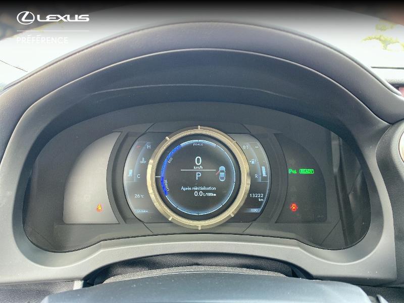 Photo 14 de l'offre de LEXUS RC 300h F SPORT Executive à 39980€ chez Altis - Toyota Vannes
