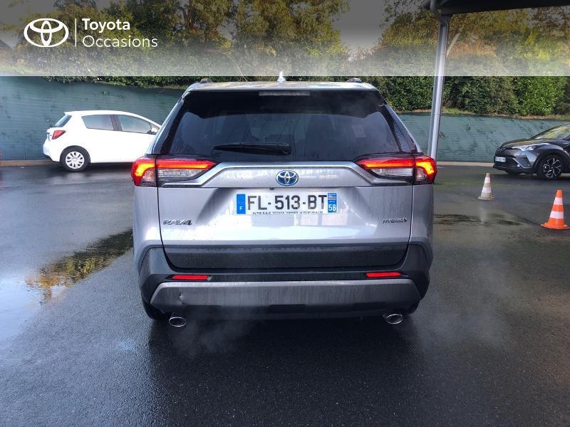 Photo 27 de l'offre de TOYOTA RAV4 Hybride 218ch Dynamic 2WD à 31980€ chez Altis - Toyota Vannes