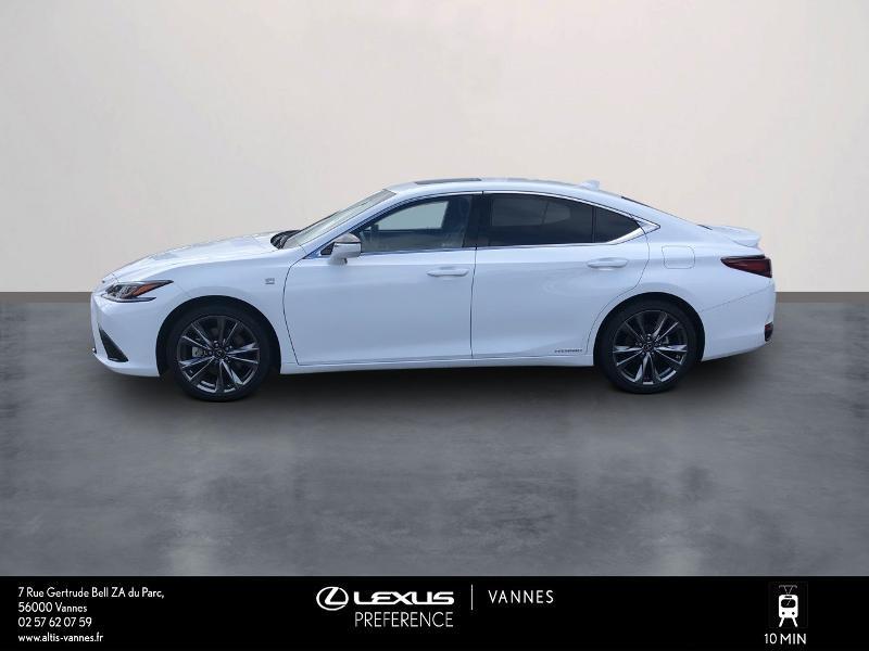 Photo 3 de l'offre de LEXUS ES 300h F SPORT Executive à 45890€ chez Altis - Toyota Vannes