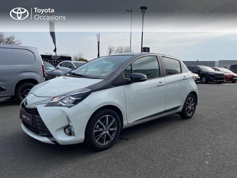 Photo 25 de l'offre de TOYOTA Yaris 70 VVT-i Design Y20 5p MY19 à 12980€ chez Altis - Toyota Vannes