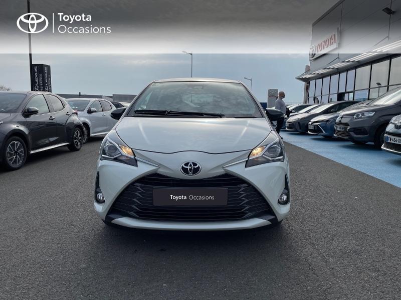 Photo 29 de l'offre de TOYOTA Yaris 70 VVT-i Design Y20 5p MY19 à 12980€ chez Altis - Toyota Vannes