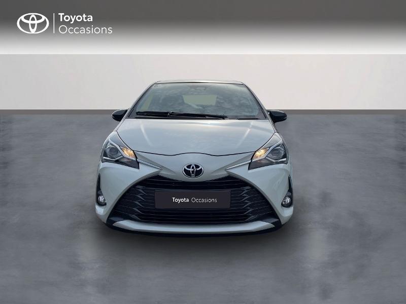 Photo 5 de l'offre de TOYOTA Yaris 70 VVT-i Design Y20 5p MY19 à 12980€ chez Altis - Toyota Vannes