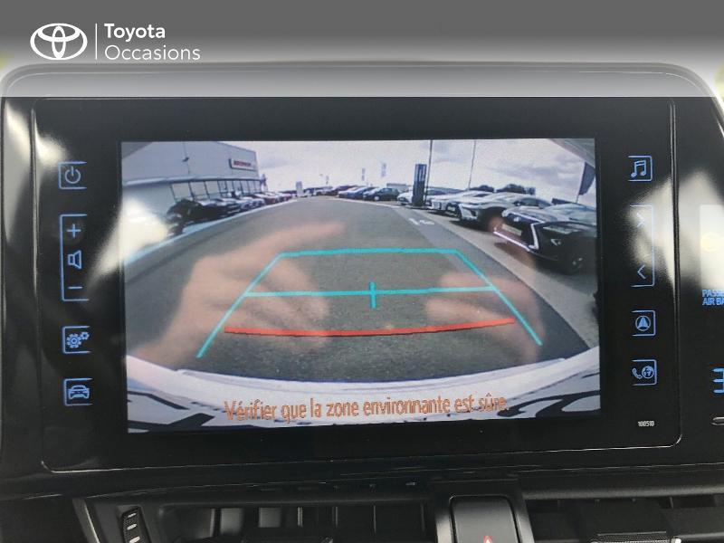 Photo 18 de l'offre de TOYOTA C-HR 122h Dynamic 2WD E-CVT RC18 à 19490€ chez Altis - Toyota Vannes