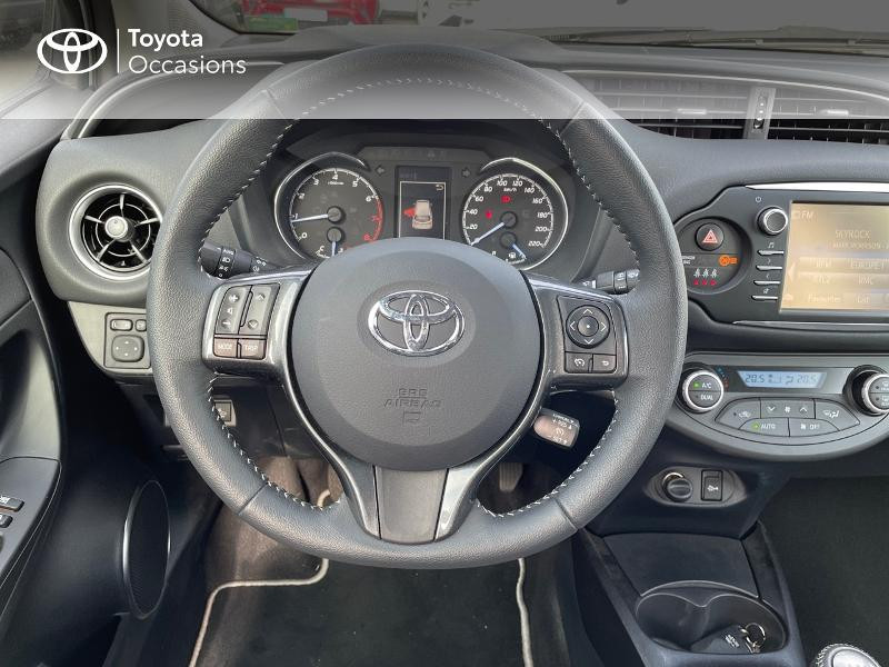 Photo 9 de l'offre de TOYOTA Yaris 70 VVT-i Design Y20 5p MY19 à 12980€ chez Altis - Toyota Vannes