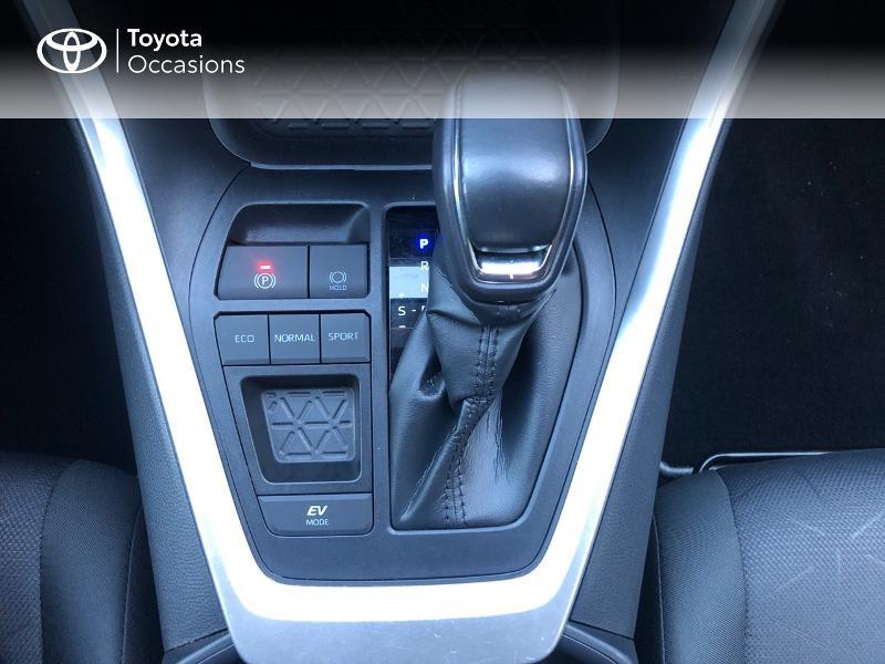 Photo 23 de l'offre de TOYOTA RAV4 Hybride 218ch Dynamic 2WD à 31980€ chez Altis - Toyota Vannes