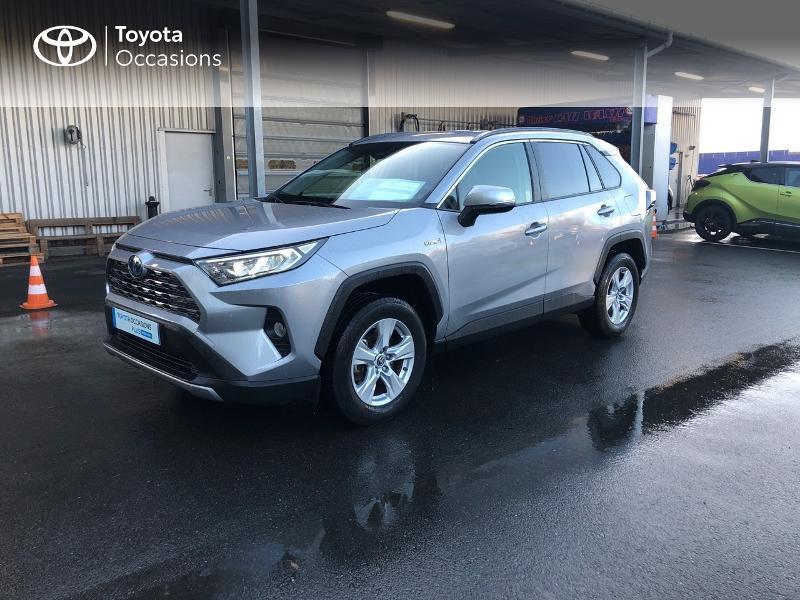 Photo 24 de l'offre de TOYOTA RAV4 Hybride 218ch Dynamic 2WD à 31980€ chez Altis - Toyota Vannes