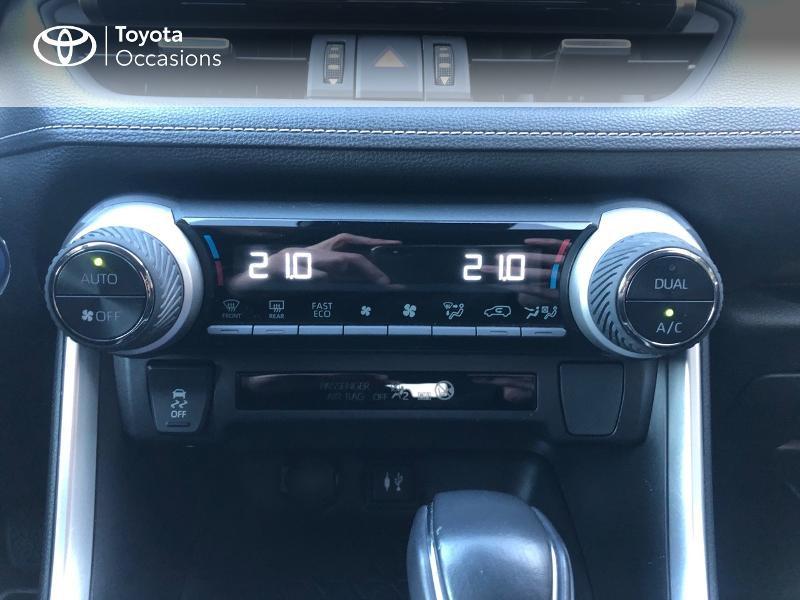 Photo 22 de l'offre de TOYOTA RAV4 Hybride 218ch Dynamic 2WD à 31980€ chez Altis - Toyota Vannes