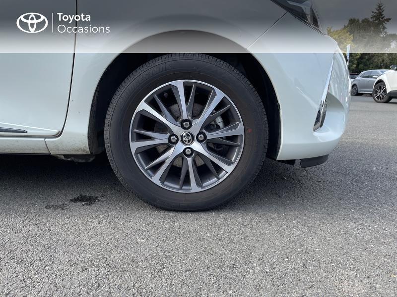 Photo 16 de l'offre de TOYOTA Yaris 70 VVT-i Design Y20 5p MY19 à 12980€ chez Altis - Toyota Vannes