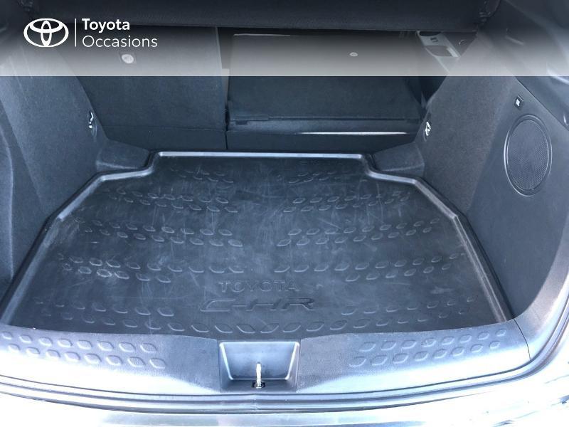 Photo 10 de l'offre de TOYOTA C-HR 122h Collection 2WD E-CVT à 22980€ chez Altis - Toyota Vannes